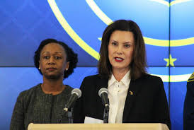 Governor Whitmer Meetings Act