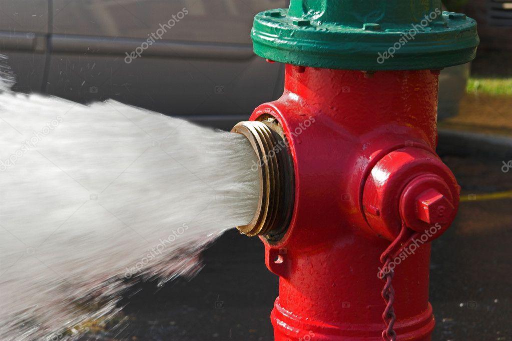 Hydrant Flushing October 21st